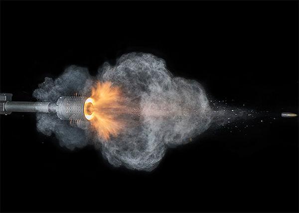 High Speed Ballistics Photography