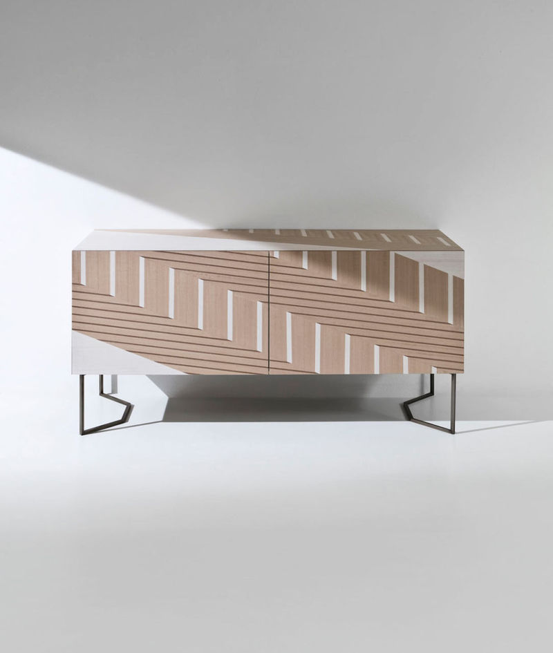 Twill-Inspired Sideboards