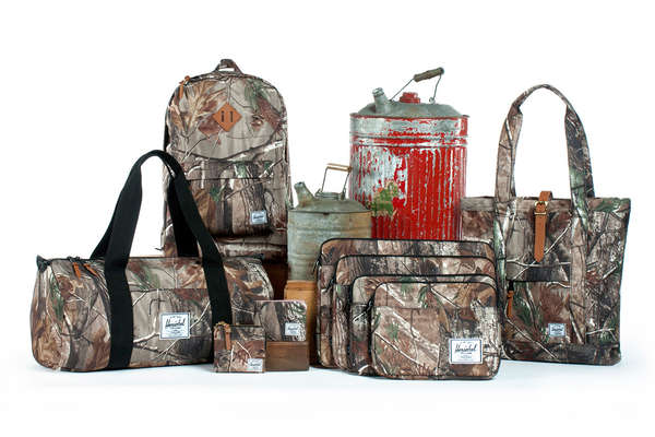 Photo-Realistic Camo Carryalls