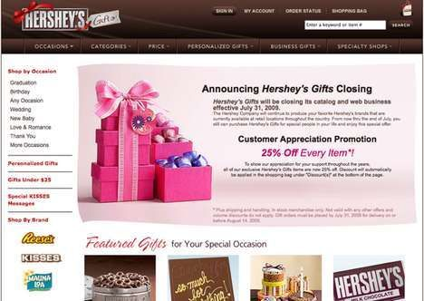 Nixing Online Shops