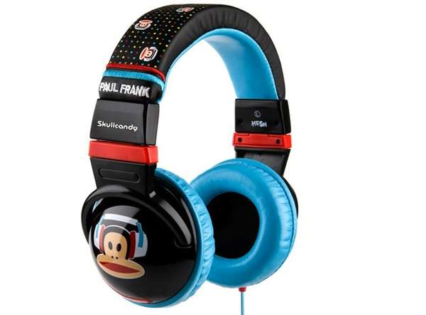 hesh paul frank skullcandy