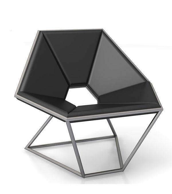 Sharp Hexagonal Seating