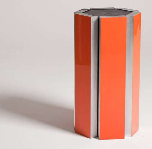 Intricately Geometric Furniture