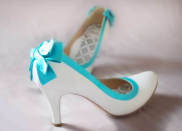 Vintage-Inspired Wedding Heels