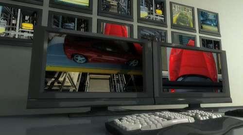 Hi Tech Storage Unit