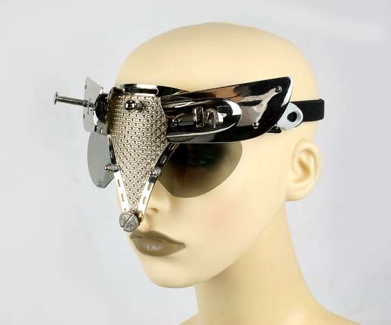Sci-Fi Steampunk Sunglasses