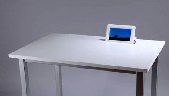 Pop-Up Accessory Desks