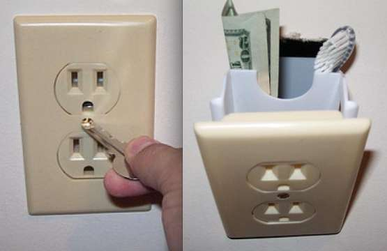 Power Outlet Vaults
