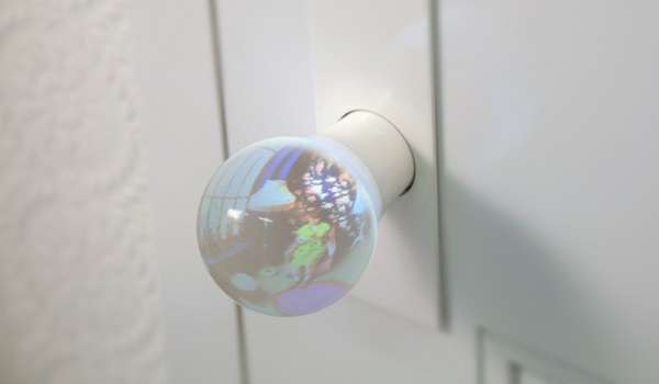 Glass Globe Doorknobs
