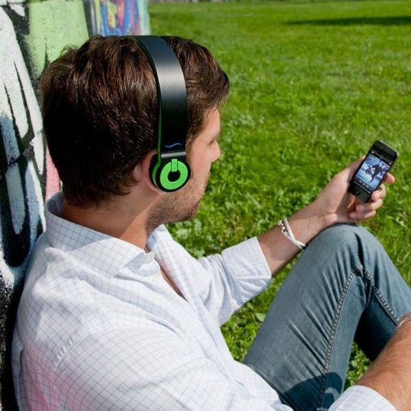 Wireless Control Earphones