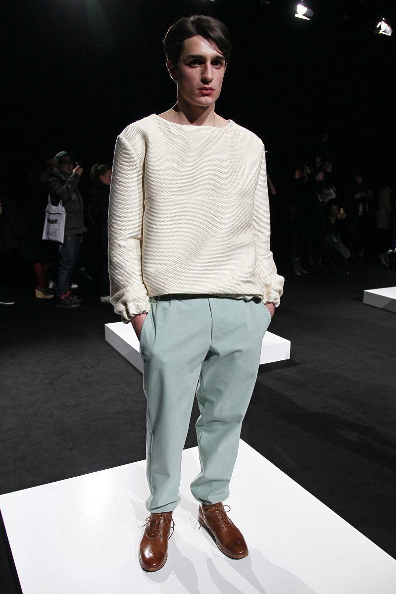 Pale Pastel Menswear