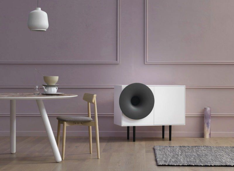 Modernized Gramophone Speakers