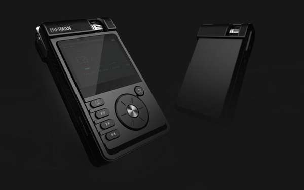 High-End Music Players