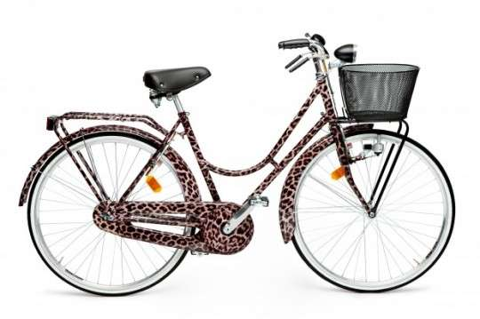 high fashion bike