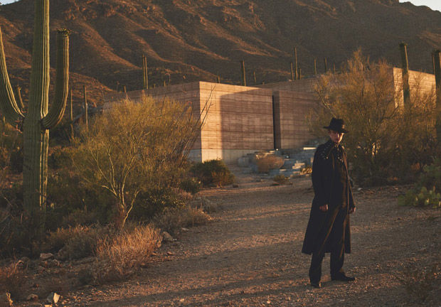Moody Western Photography