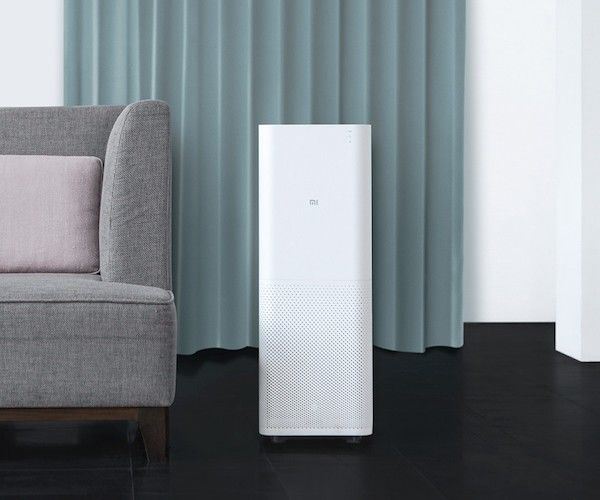 Connected Air Purifiers
