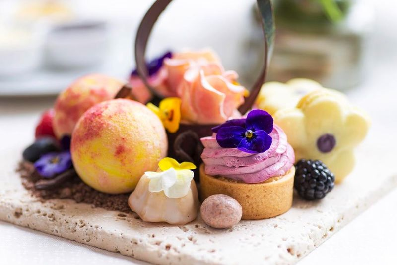 Perfumed High Tea Experiences