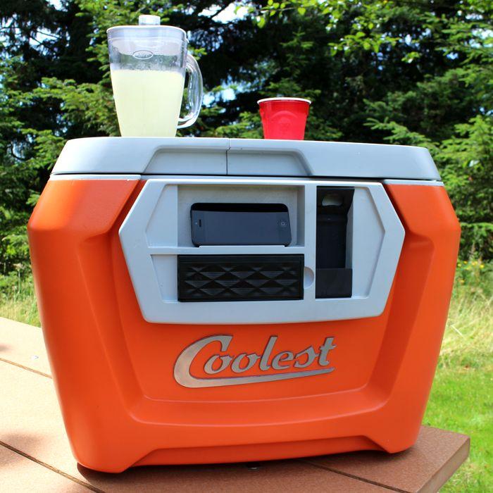 Multifunctional Summer Coolers