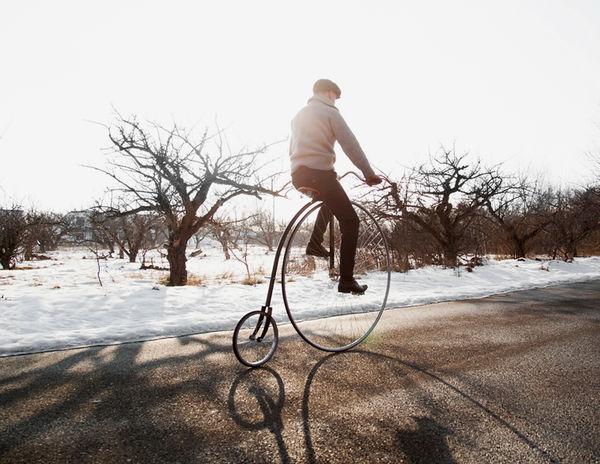 Humongous Heightened Vintage Bikes