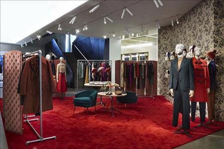 Luxury Fashion Brand Pop-Ups