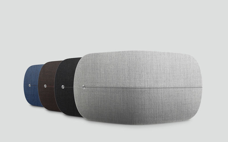 Cozy Convex Speakers