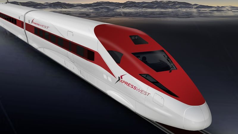 High-Speed American Trains