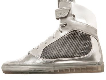 Metallic Moon Sneakers