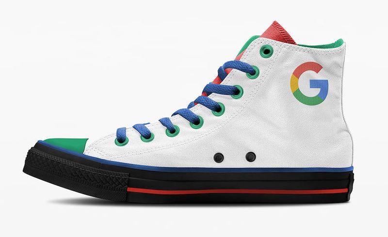Major Corporation Sneakers