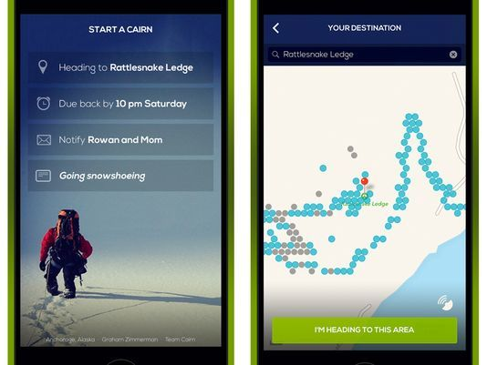 Hiking Safety Apps