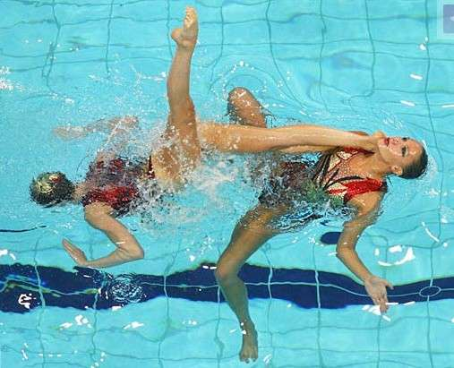 10 Hilarious Olympic Images