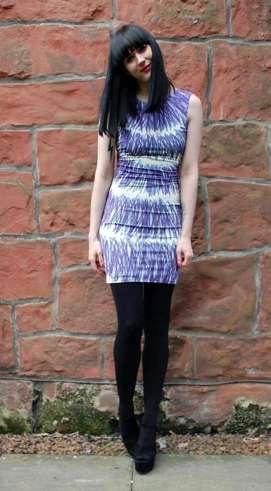 Divinely Doodled Dresses