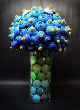 Hillary Coe Spray Bouquet
