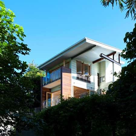 Self-Renovating Homes