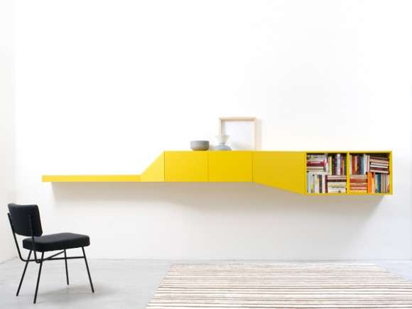 Brilliant Sunshine Shelves