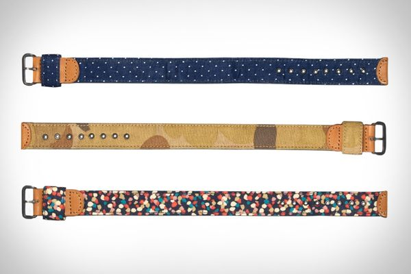 Patterned Watch Straps
