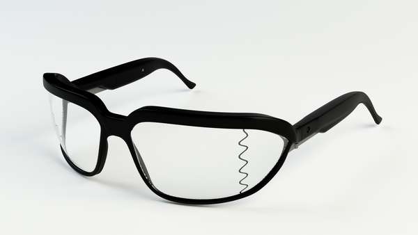 Assistive Listening Spectacles
