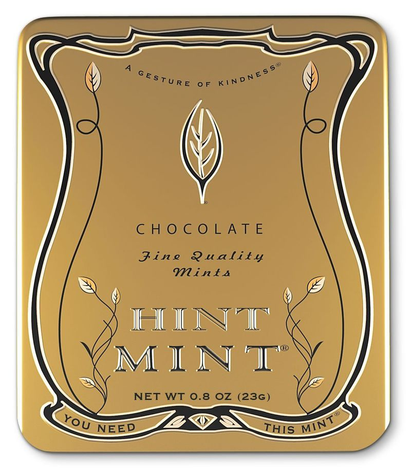Dessert-Flavored Breath Mints