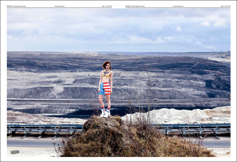 Hinterland Revisited editorial for DERZEIT