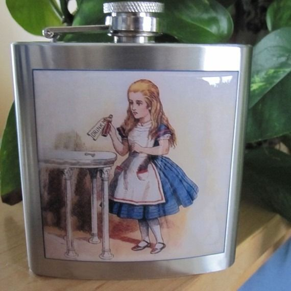 Children's Literature Flasks