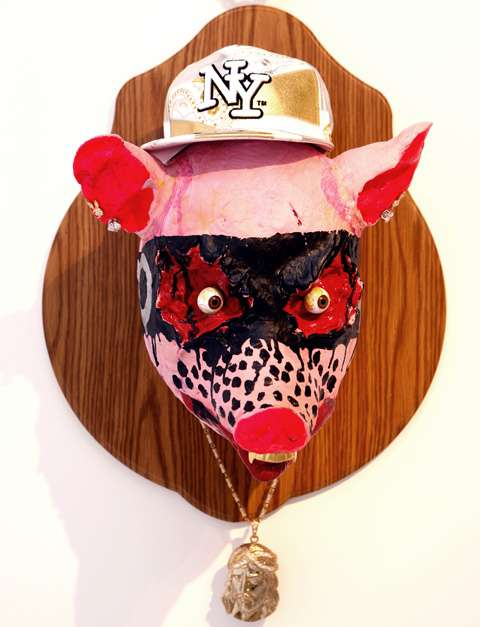 Hip Hop Taxidermy