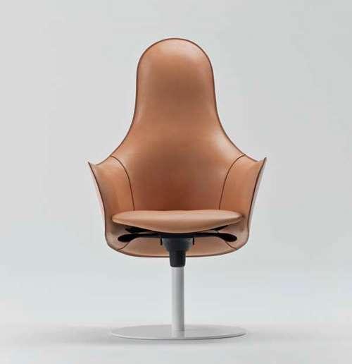 Sleek Phallic Seating