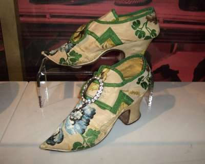Historical Footwear Exhibits