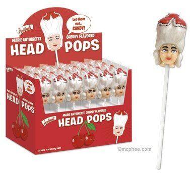 Historical Lollipops