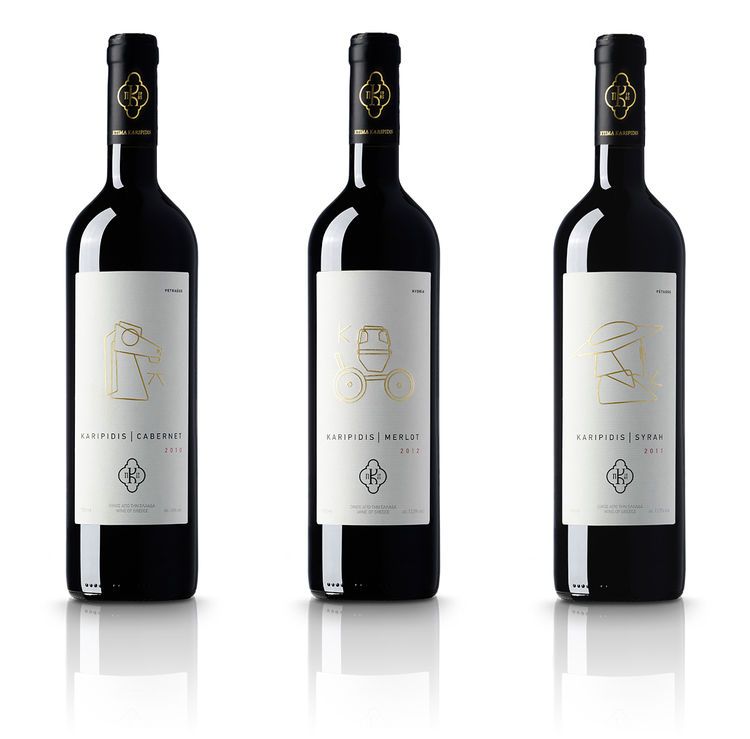 Historical Wine Branding