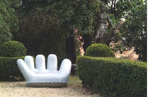 Giant Glove Seats