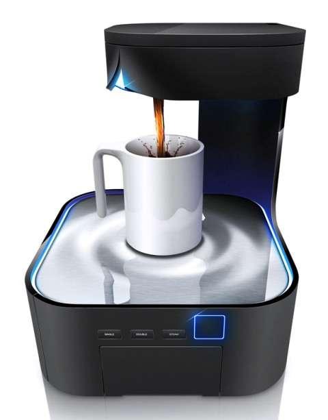 Sci-Fi Coffee Creators
