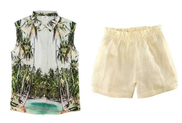 Tropical Charitable Fashion