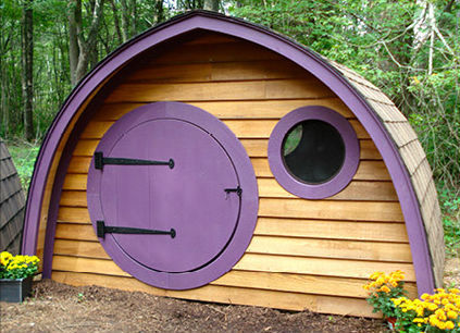 Shire-Inspired Playhouses