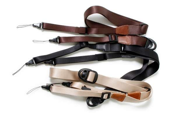 Leather Camera Harnesses