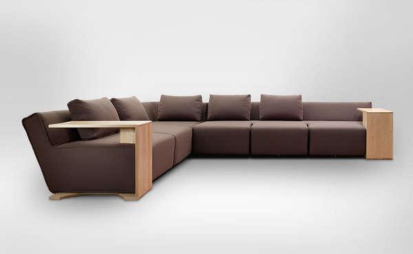 Movable Armrest Furniture